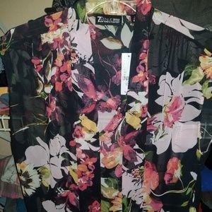 Women's floral top